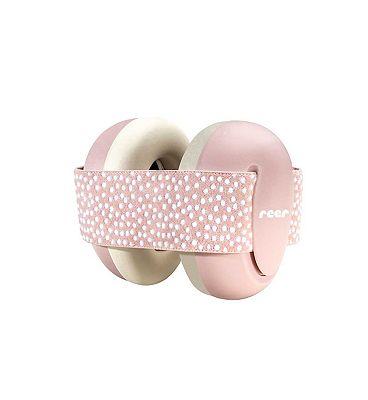 Reer SilentGuard Baby Capsule Ear Protectors - Pink