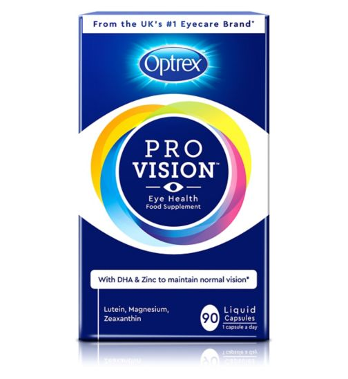 Optrex ProVision Eye Health - 90 Liquid Capsules