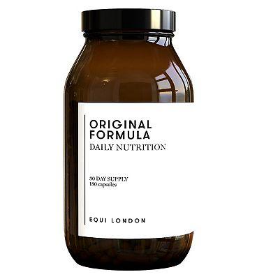 Equi London Original Formula 180 Capsules - 30 Day Supply
