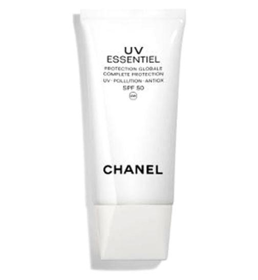 CHANEL UV ESSENTIEL Complete Protection UV Pollution Antiox SPF 50 Tube 30ml