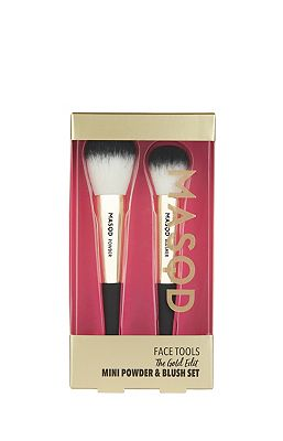 MASQD Mini Powder & Blush Brush