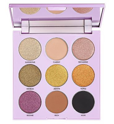 Profusion Mixed Metals Eyeshadow Palette Glam