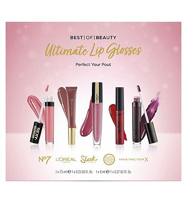 Ultimate Lip Glosses