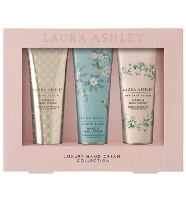 Laura Ashley Luxury Hand Cream Collection by Laura Ashley