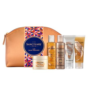 Sanctuary Spa Luxe Travel Treasures by Sanctuary Spa