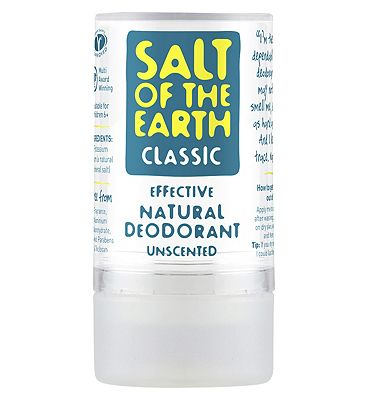 Salt of the Earth Classic Natural Crystal Stick Deodorant 90ml