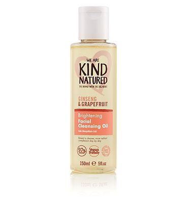 Kind Natured Brightening Facial Cleansing Oil 150ml