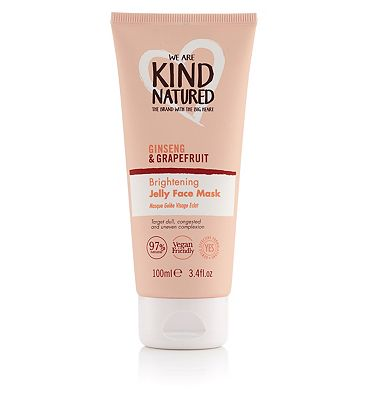 Kind Natured Brightening Jelly Face Mask 100ml