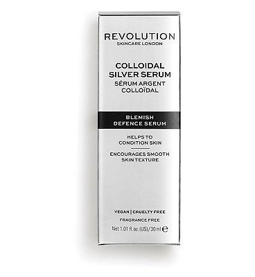 Revolution Skincare 1% Colloidal Silver Serum 30ml