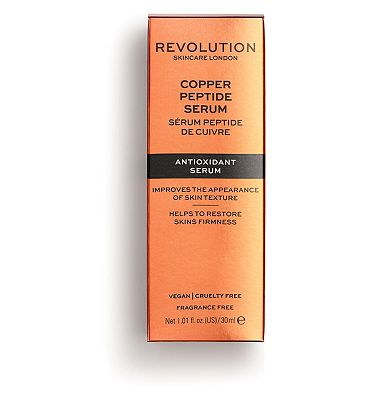 Revolution Skincare 1% Copper Peptide Serum 30ml