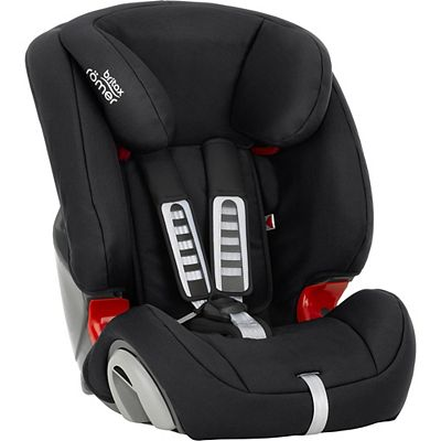 Britax Roemer Evolva 123 Car Seat – Black