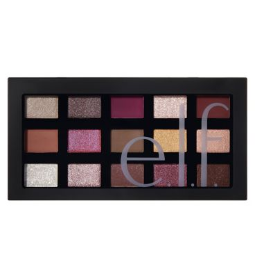 E.L.F. Haute Chocolate Eyes Everything Nice Eyeshadow Palette Set by E.L.F