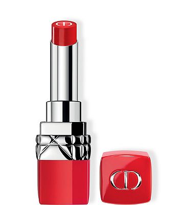 Click to view product details and reviews for Rouge Dior Ultra Care Lipstick 989 Violet.