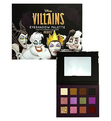 Disney Villains Eye Shadow Palette