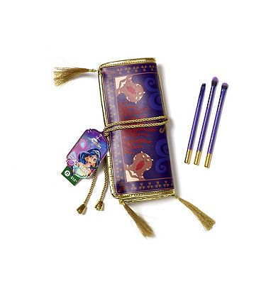 Disney Aladdin Magic Carpet Cosmetic Brush Set