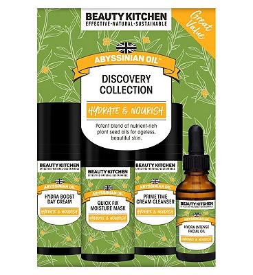 Beauty Kitchen Abyssinian Oil Discovery Collection