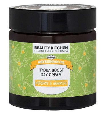 Beauty Kitchen Abyssinian Oil Hydra Boost Day Cream - 60ml