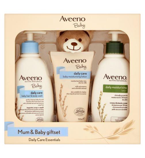 Aveeno Baby Mum & Baby Giftset