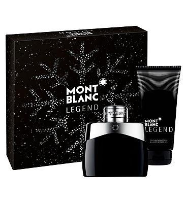 Montblanc Legend 50ml EDT Gift Set
