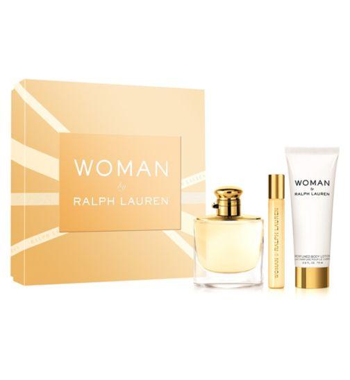 Ralph Lauren Woman 50ml Eau de Parfum Perfume Gift Set