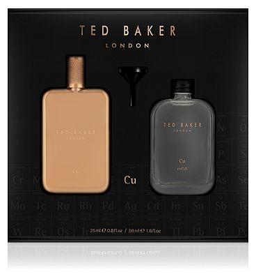 Ted Baker Tonics CU 50ml Refil Gift Set