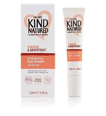 Kind Natured Brightening Eye Cream 15ml
