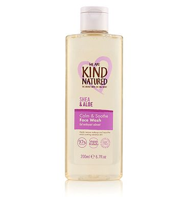 Kind Natured Calming Cleansing Face Wash 200ml