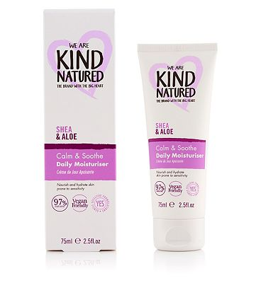 Kind Natured Calming Daily Moisturiser 75ml