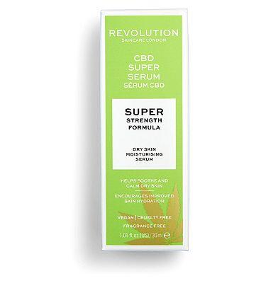 Revolution Skincare CBD Super Serum