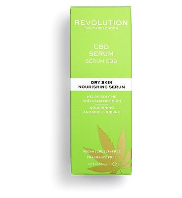 Revolution Skincare CBD Serum