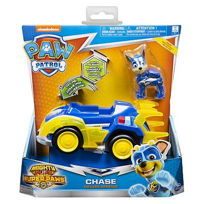 MIGHTY PUPS SUPERPAWS Themed Vehicle - Chase