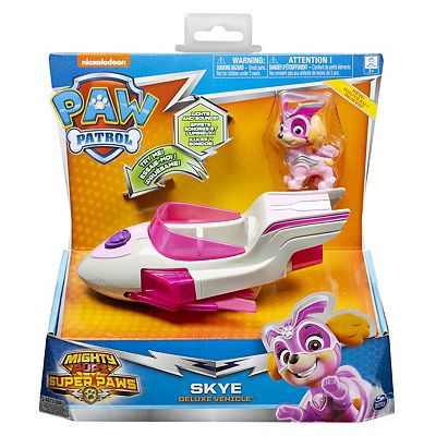 MIGHTY PUPS SUPERPAWS Themed Vehicle - Skye
