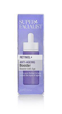 Super Facialist Retinol+ Anti-Ageing Booster 20ml