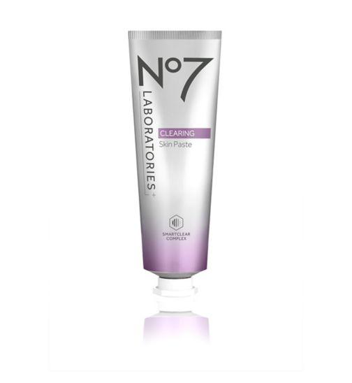 No7 LABORATORIES CLEARING Skin Paste