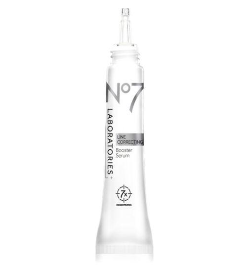 No7 LABORATORIES LINE CORRECTING Booster Serum 25ml