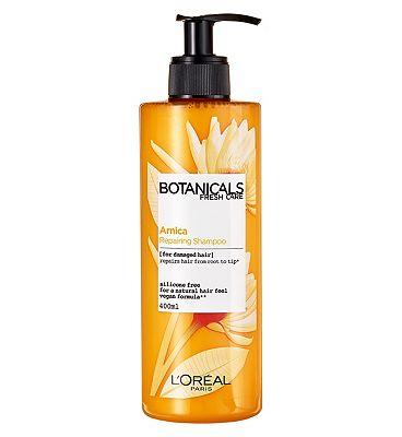 L'Oreal Botanicals Arnica Damaged Hair Repairing Shampoo 400ml