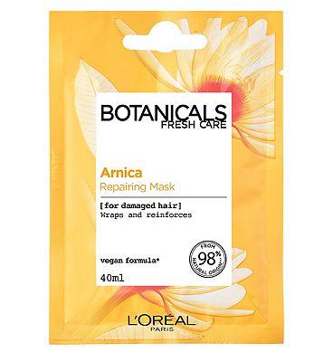 L'Oreal Botanicals Arnica Damaged Hair Repairing Mask 40ml