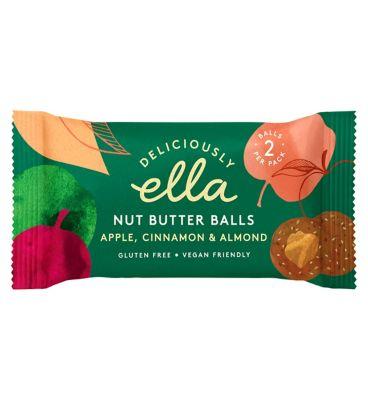 10269930: Deliciously Ella Nut Butter Balls - Apple, Cinnamon & Almond - 36g