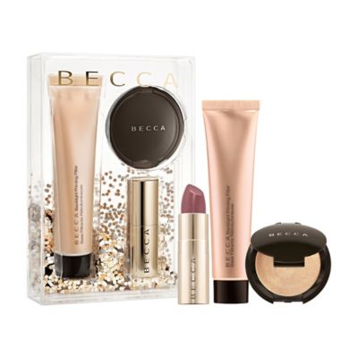 Becca Your Glow To Glow Primer, Highlighter & Lip Kit by Becca