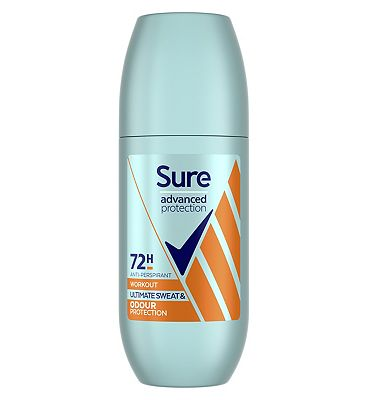 Sure Advanced Workout Protection Anti-perspirant Roll-on 100ml