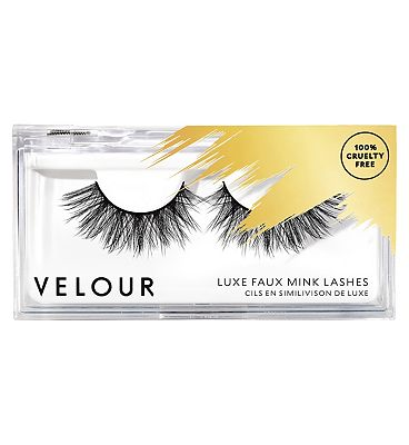 Velour Luxe Faux Mink Lashes Flawless