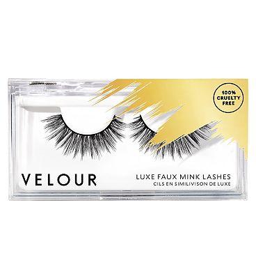 Velour Luxe Faux Mink Lashes Friends Whisp Benefits