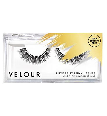 Velour Luxe Faux Mink Lashes Sunshine & Whispie