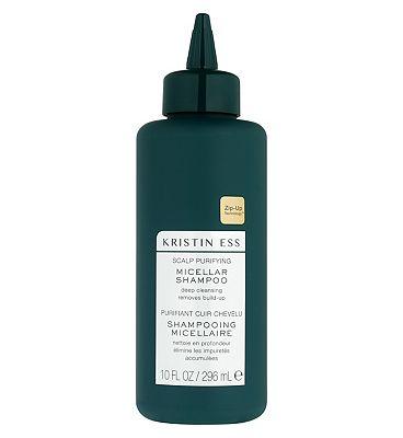 Kristin Ess Scalp Purifying Micellar Shampoo 296ml