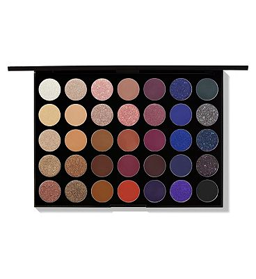 Click to view product details and reviews for Morphe 35v Stunning Vibes Artistry Palette.