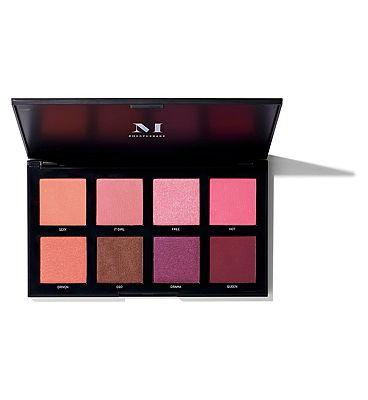 Morphe 8C Cool Master Blush Palette