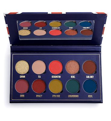 Makeup Obsession London'S Calling Shadow Palette
