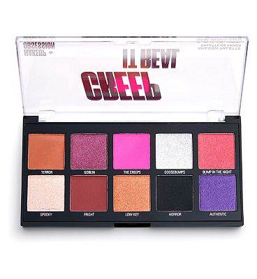 Makeup Obsession Creep It Real Shadow Palette
