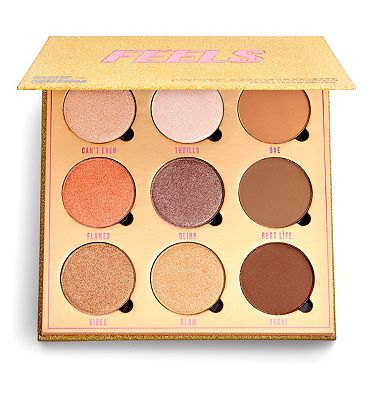 Makeup Obsession Feels Highlight & Contour Palette