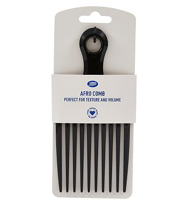 Boots afro comb